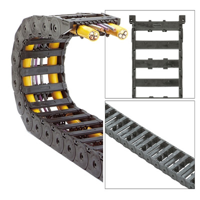 Track chain systems